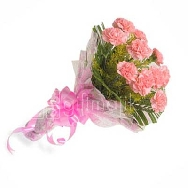 Send 10 Carnation Flower Bunch for your loved ones