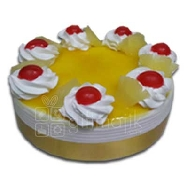 Delicious Pineapple Cherry Cake